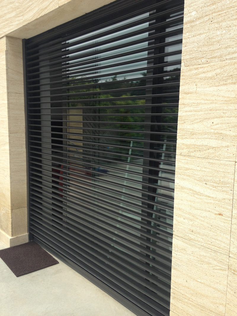 Carpinter a de aluminio mayalux barcelona ventanas de - Ventanas de aluminio en barcelona ...